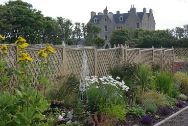 jardin cloture trou tariere